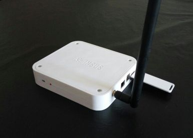 Nodo PC coordinador con Conexión a Internet